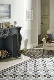 Grey Border Tiles Victorian Floor Tile Gallery