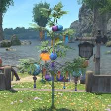 ornamental bamboo ffxiv housing outdoor furnishing
