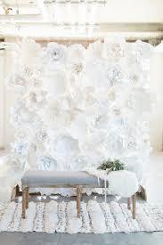 paper backdrops paper flowers prairie