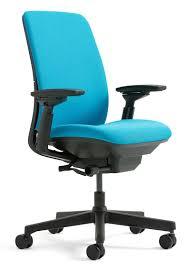 amazon com steelcase fabric office chair kitchen