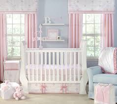 Purple Curtains For Nursery by Baby Nursery Awesome Bedroom Decoration With White Crib Plus