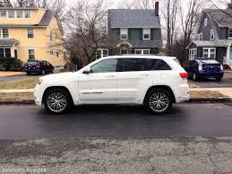 jeep grand cherokee 2017 grey jeep grand cherokee summit hemi v8 review business insider