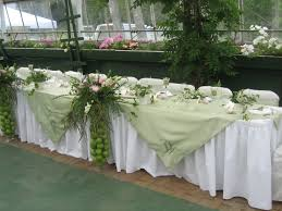 wedding table linens green tablecloths for wedding home decorations