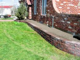 landscaping with bricks around trees beauty landscaping with