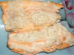 cuisiner filet de truite recette de filet de truite sauce citronnée compatible dukan
