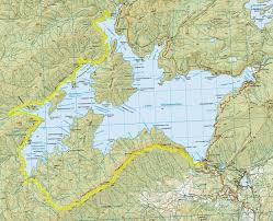 Map My Walk Route My Hikes In Te Urewera National Park Joe U0027s Diner