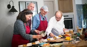 cours cuisine grand chef cours de cuisine en provence avec le chef jean marc villard