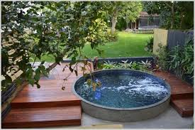 small pool designs that is perfect for your garden home