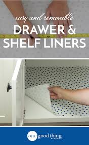 Shelf Liner For Kitchen Cabinets Instantly Update The Look Of Your Kitchen With Diy Shelf Liners