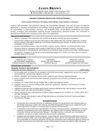 Sample Resume Objectives General by Customer Service Sample Resumes Free Resume Example And Writing