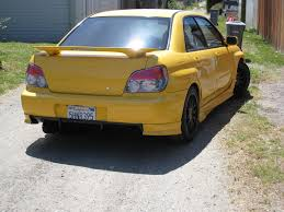 yellow subaru wrx official yellow subaru gallery page 8 i club