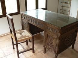 bureau en bois ancien achetez bureau bois ancien occasion annonce vente à montpellier 34