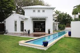 Swimming Pool Ideas For Backyard The Benefits Of Lap Pools And Their Distinctive Designs