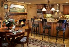 kitchen design ideas tuscan style gourmet kitchen design home