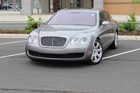 2006 bentley flying spur interior 2006 bentley continental flying spur stock 6ncg8051361a for sale
