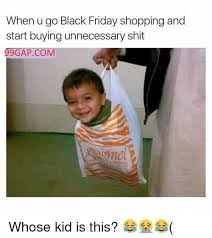 Meme Friday - funny meme about black friday 99gap com
