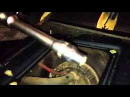 volvo 940 fuel pump reanimation youtube