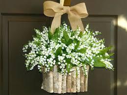 outdoor wreaths for front door summer canada