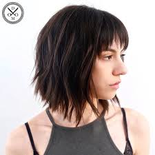 lob hairstyle pictures medium length haircuts for thick hair