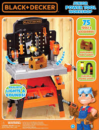 amazon tools black friday 2016 amazon com black and decker junior power tool workshop closed