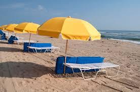 Ll Bean Beach Umbrella by Virginia Beach Chair Umbrella Rentals Sadgururocks Com