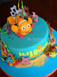 nemo cake toppers finding nemo birthday cake finding nemo birthday cakes and