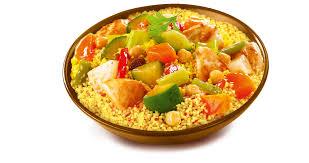 plat cuisiné orientallégumes cuisinés poulet émincé
