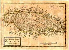 Blank Outline Map Of Jamaica by File Herman Moll A New Map Of The Island Of Jamaica 1717 Jpg