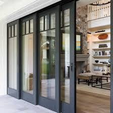 Pella Patio Doors Architect Series Traditional Multi Slide And Lift And Slide Patio