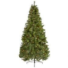 6 5 pre lit scotch pine artificial tree tree shops