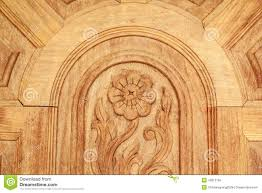wood carving stock photo image 42812166