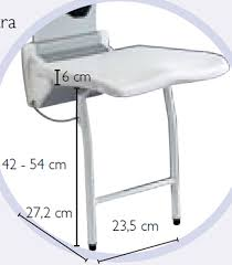 wall mounted folding shower seat with legs wall mounted shower seat with legs bench decoration