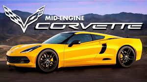 corvette mid engine 2019 mid engine corvette c8 out in photos what we