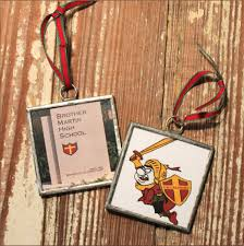 elizabeth designs new orleans schools ornaments