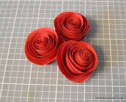 Paper Roses Diy Paper Rose Wreath Tutorial Catch My Party