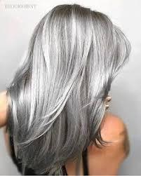 looking with grey hair best 25 grey hair at 40 ideas on pinterest grey hair under 40