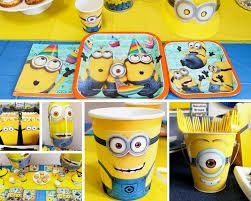 minions party ideas minion party ideas birthday box despicable tierra este 50750