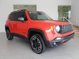 jeep renegade mileage used jeep renegade trailhawk 2016 for sale p1026