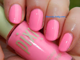 Brighter Pink Pixi Nail Colour U2013 Baby Beautyjudy