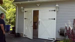 barn door style garage doors home design ideas maxsportsnetwork