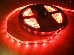 led under cabinet lighting tape 16 4 foot 3528 red under cabinet counter led lighting tape strip