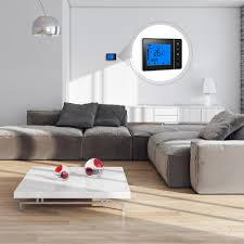 Air Conditioner For Living Room by Air Conditioner Thermostat With Lcd Touch Screen 2 Pipe 4 Pipe 110