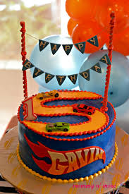 hot wheels cake toppers diy party inspiration hot wheels inspired 1st birthday n