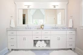 White Modern Bathroom Vanities Bathrooms Contemporary Cozy Bathroom With White Modern Tub And