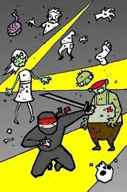 idoodle zombie coloring book idoodleapp