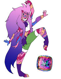 matrix opal gemsona fusion rolling flash opal by trezilla on deviantart