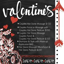 valentines specials s day specials shear structure salon and spa in