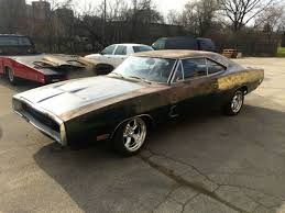 dodge charger 6 4 1970 dodge charger 500 440 6 pack with hemi 18 spline 4 speed for