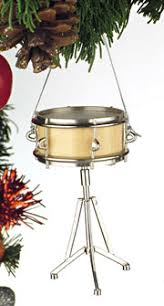 drum bum miscell snare drums ornament