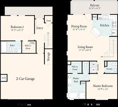 Lewis Homes Floor Plans The Enclave At Homecoming Terra Vista Apartments In Rancho Cucamonga